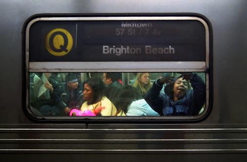 The Q Train 1